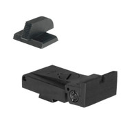 "LPA TRT Kensight 1911 Sight Set Squared Blade - Serrated - 0.200"" Front Sight (960-052)"