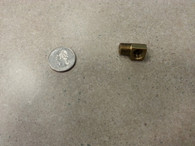 110291 Reznor 3/16 Inv Flr X 1/8 MPT Brass Fitting