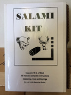 Salami Kit  for 15 lb. of Meat