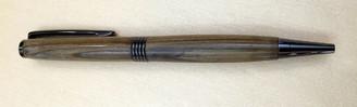 Sinker Cypress Slim Line Pen Gunmetal