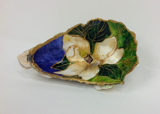 Magnolia Oyster Purple