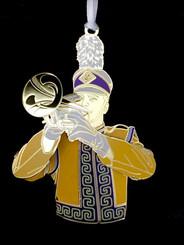 Tiger band ornament