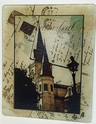St. Louis Cathedral Cutting Board
