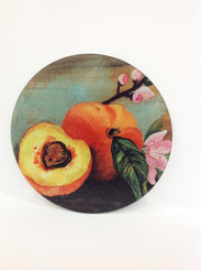 Louisiana Peaches Cutting Board
