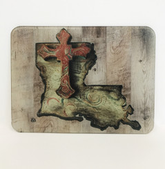 Artisan State Cross Cutting Board