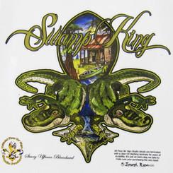 Swamp King Decal
