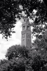 LSU  Campanile Tower