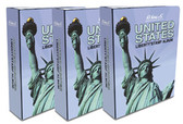 Harris Liberty I Album (3 Volume Set, 1847 - 2014)