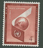 United Nations, Scott Cat. C05, MNH