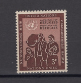 United Nations - Offices in New York, Scott Cat. No. 15, MNH