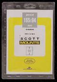 165 x 94 mm Scott Pre-Cut Mounts (Scott 917 B/C).