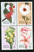 Palau, Scott Cat. No. 59-62 (Set), MNH
