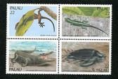 Palau, Scott Cat. No. 113-116 (Set), MNH