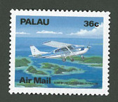 Palau, Scott Cat. No. C18, MNH