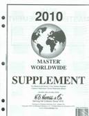 2010 H. E. Harris Worldwide Album Supplement