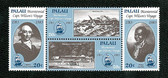 Palau, Scott Cat. No. 33-36 MNH