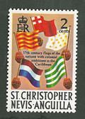 St. Kitts, Nevis & Anguilla Scott Cat. No. 208, MNH