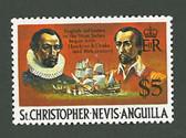 St. Kitts, Nevis & Anguilla Scott Cat. No. 222, MNH
