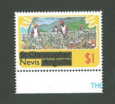 Nevis, Scott Cat. No. 0104, MNH