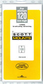 120 x 240 mm Scott Mount  (Scott 948 B/C)
