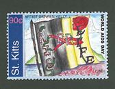 St. Kitts, Scott Cat. No. 605 , MNH
