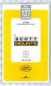 127 x 265 mm Scott Mount (Scott 957 B/C)