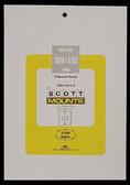 Scott Mounts Souvenir Sheets/Small Panes -  204 x 153 mm (962 B/C)