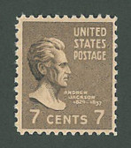 United States of America, Scott Cat. No. 0812 (Set), MNH