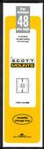 48 x 215 mm Scott Mount (Scott 933 B/C)