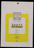 Scott Mounts Souvenir Sheets/Small Panes -  129 x 126 mm (1021 B/C)