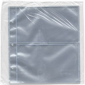 Supersafe Pages for Scott Cover Binders (Clear), 10 Pages per Pack