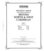 Scott British North and West Caribbean Album Pages, Part I (1848 - 1940)
