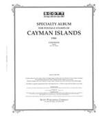 Scott Cayman Islands Album, Part I (1900 - 1995)