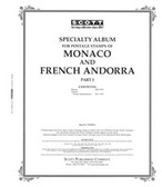Scott Monaco & French Andorra  Album Supplement  No. 61 (2010)