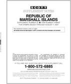 Scott Marshall Islands Supplement, 2010 #25
