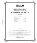 Scott British Africa Album Pages, Part 2 (G - M)