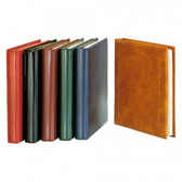 SAFE Yokama 14-Ring Album Binder - Chocolate Brown