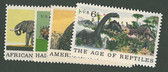 United States of America, Scott Cat. No. 1387-1390 (Block of 4), MNH