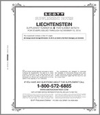 Scott Liechtenstein Album Supplement No. 65 (2014)