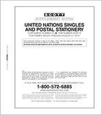 Scott United Nations Album Supplement, 2014 #50