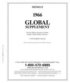Minkus Worldwide Global Album Supplement for 1966