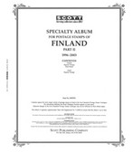 Scott Finland & Aland Islands  Album Pages, Part 2 (1996 - 2003)