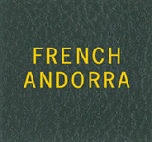 Scott French Andorra Specialty Binder Label