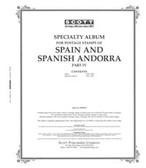 Scott Spain & Spanish Andorra  Album Pages, Part 4 (1994 - 1999)