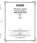 Scott Argentina Album Pages, Part 3 (1994 - 1997)