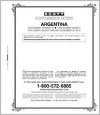 Scott Argentina Album Supplement No. 12  (2005)
