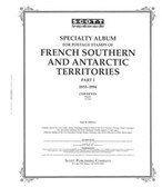 Scott French Southern & Antarctic Territory Album Part 1 (1955 - 1994)