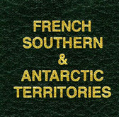 Scott French & Southern Antarctic Territories Specialty Binder Label