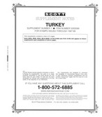 Scott Turkey Album Supplement No. 25 (2013)