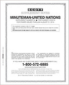Scott United Nations Minuteman Album Supplement, 2015 #25